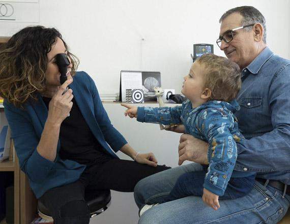 Optometría Comportamental y Terapia Visual