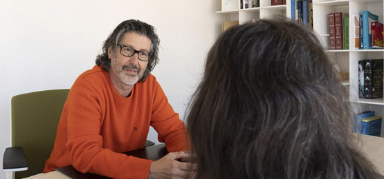Acceso Servicio Psiquiatría Sastre & Rojo